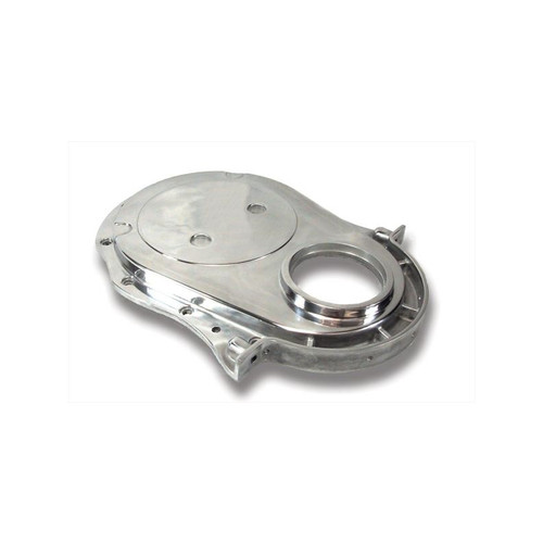 Big End Performance Aluminum Timing Chain Cover BBC BEP70083