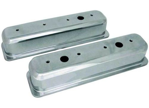 Big End Performance Aluminum Center Bolt Valve Covers SBC BEP70033