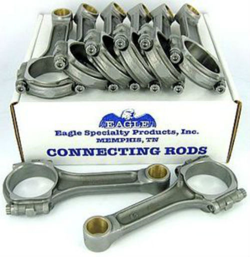 Eagle Specialty Products SIR I-Beam Connecting Rods 6135B