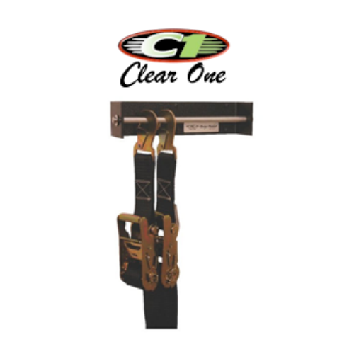 Clear One Racing Trailer Race Car Tie Down Holder TC100