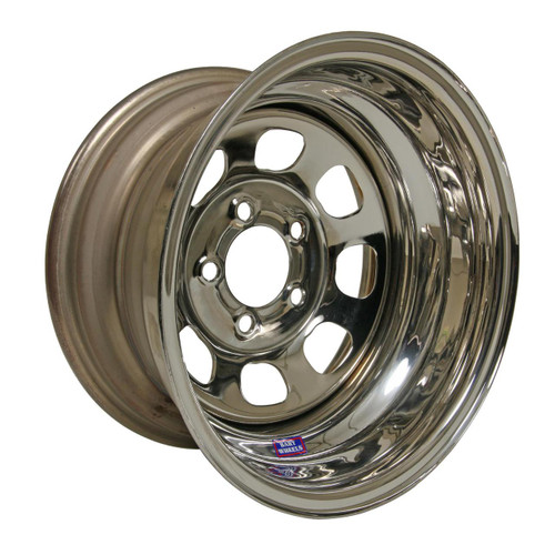 Bart Wheels Economy Modified Standard Weight Chrome Wheels 5345050-3