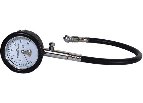 Big End Performance Tire Pressure Gauge 0-30 PSI BEP15152