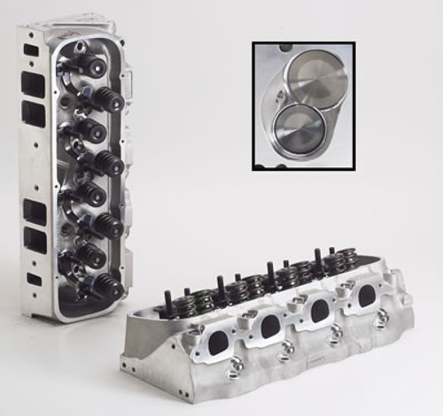 Brodix Cylinder Heads BB-2 Xtra Cylinder Heads for Big Block Chevy BB2 XTRA PKG 2021024