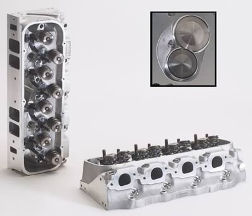 Brodix Cylinder Heads BB-2 Xtra Cylinder Heads for Big Block Chevy BB2 XTRA PKG 2021026