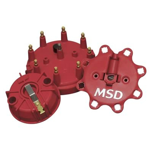 MSD Ignition Distributor Cap and Rotor Kits 84085