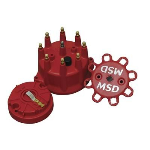 MSD Ignition Distributor Cap and Rotor Kits 84315