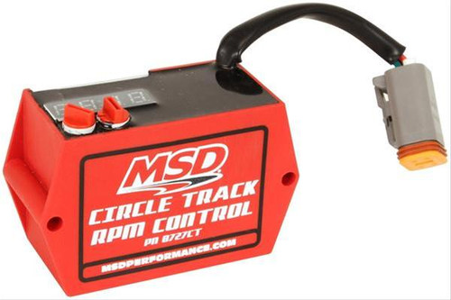 MSD Ignition Circle Track Digital Soft Touch Rev Limiters 8727CT