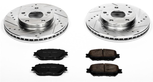 Power Stop 1 Click Brake Kits K1064