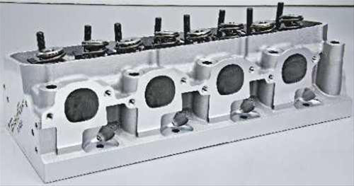 Trick Flow Specialties PowerPort® Cleveland 195 Cylinder Heads for
