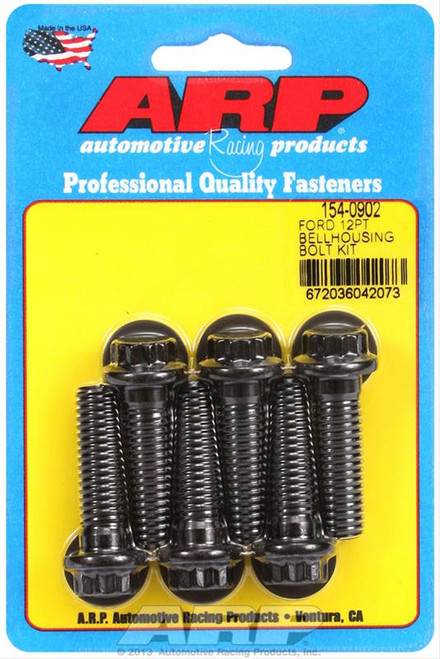 ARP Bellhousing Bolt Kits 154-0902