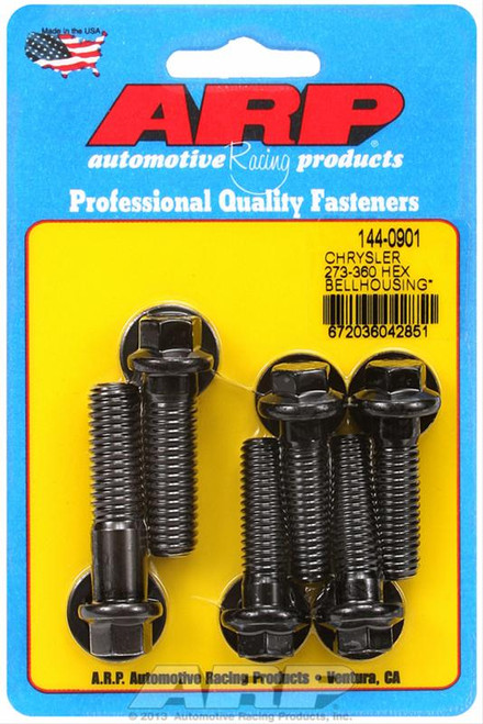 ARP Bellhousing Bolt Kits 144-0901