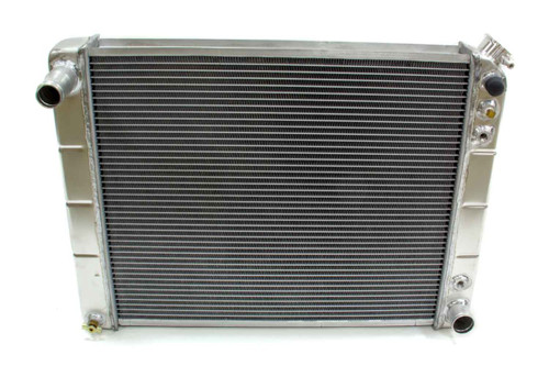 Aluminum Radiator fits most 1968 through 1979 GM Camaro / Firebird and intermediates with Automatic Transmission