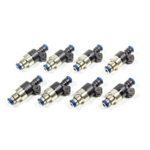 Holley 120 lb Low Impedance Fuel Injectors Set of 8 522-128 FREE SHIPPING
