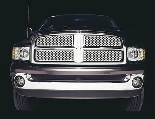 Putco Punch Stainless Steel Grilles 84132