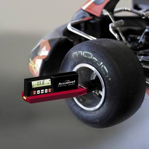 Longacre Racing Products Digital Caster Camber Gauges 78110