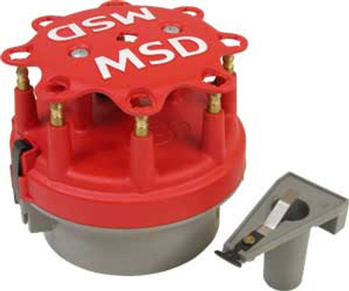 MSD Ignition Distributor Cap and Rotor Kits 8482
