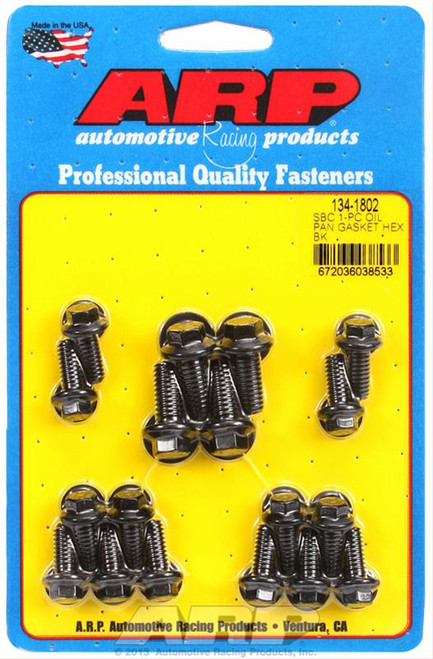 ARP Oil Pan Bolt Kits 134-1802
