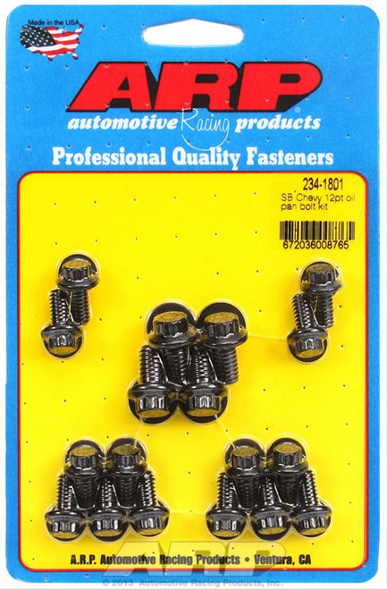 ARP Oil Pan Bolt Kits 234-1801