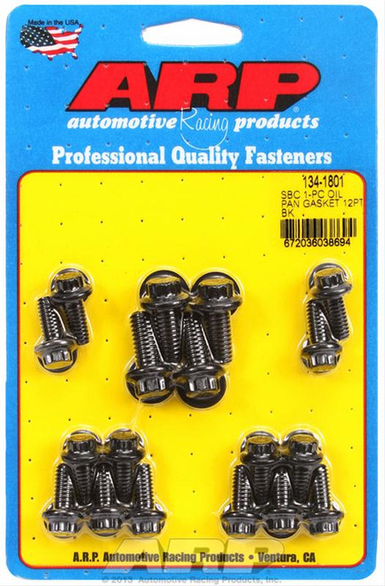 ARP Oil Pan Bolt Kits 134-1801