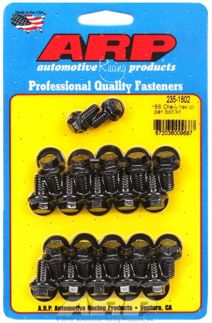 ARP Oil Pan Bolt Kits 235-1802