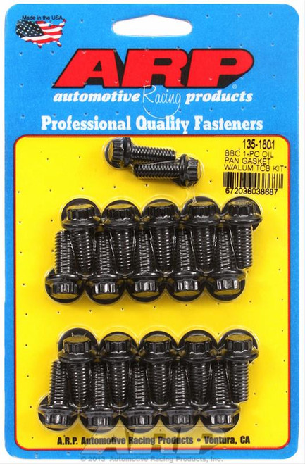 ARP Oil Pan Bolt Kits 135-1801