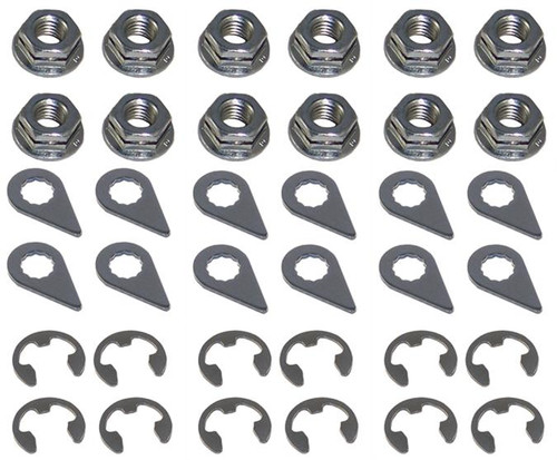 Stage 8 Exhaust Nuts 8997