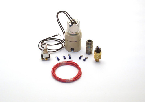 Canton Racing Products Accusump Electric Pressure Control Valve Kits 24-273X