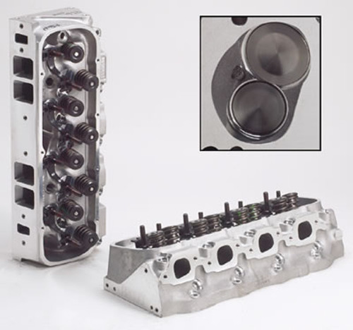 Brodix Cylinder Heads BB-2X Cylinder Heads for Big Block Chevy BB2 X PKG 2021036