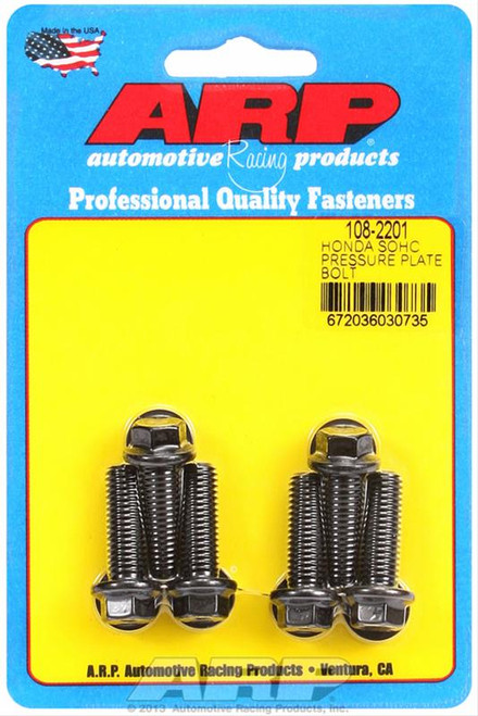 ARP High Performance Series Pressure Plate Bolt Kits 108-2201