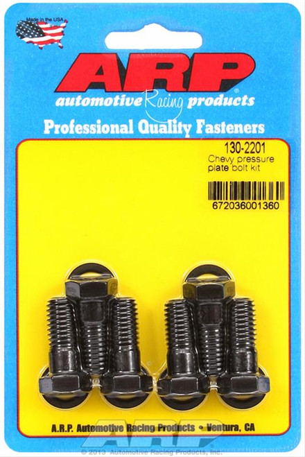 ARP High Performance Series Pressure Plate Bolt Kits 130-2201