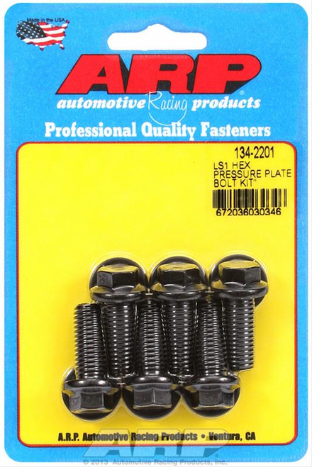 ARP High Performance Series Pressure Plate Bolt Kits 134-2201