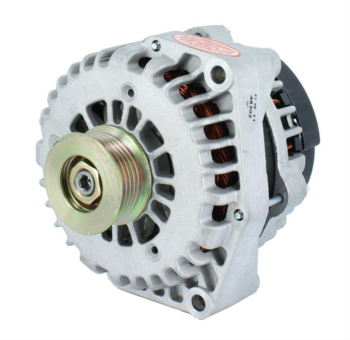 Powermaster High-Amp Alternators 48302