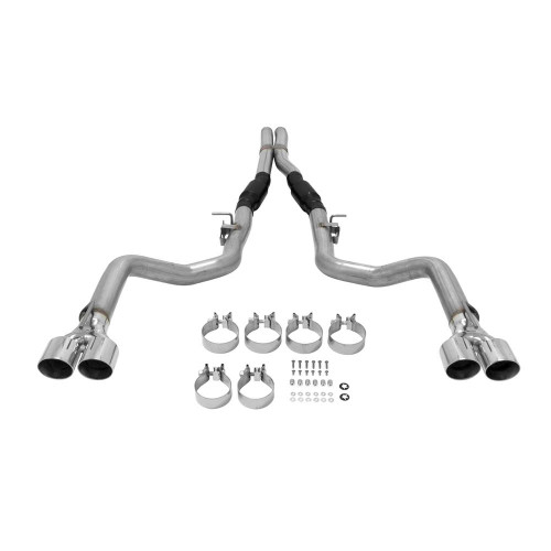 Flowmaster Outlaw Series Exhaust System 15-17 Dodge Challenger 817740