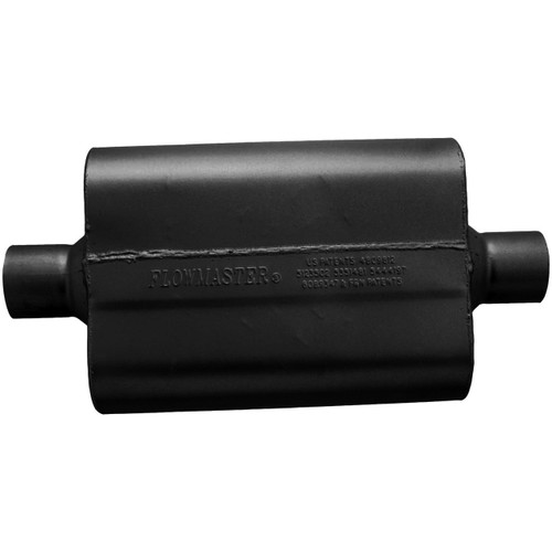 Flowmaster 40 Series Delta Flow Muffler 2 1/2 inch In and Out 942540 with FREE SHIPPING