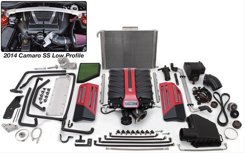 Edelbrock E-Force Camaro SS Stage 1 Competition Supercharger Kits 15970