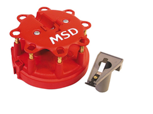 MSD Ignition Distributor Cap and Rotor Kits 8450