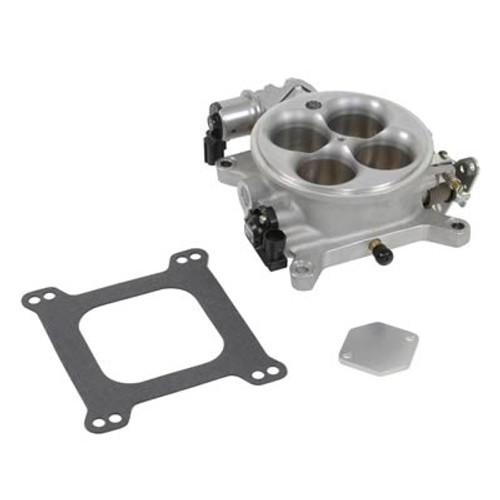 Edelbrock Competition 4-Barrel Throttle Bodies 38783