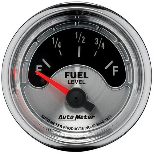 AutoMeter Auto Meter American Muscle Analog Gauge Kits 1214