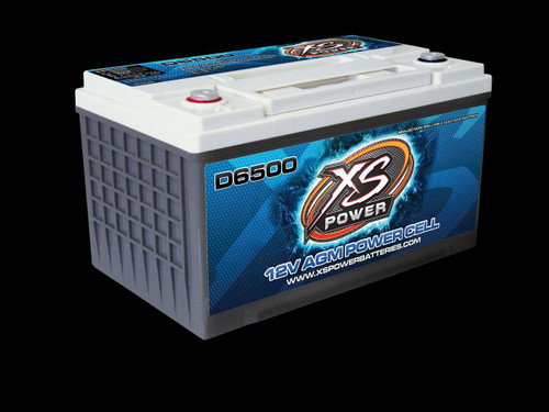 XS Power AGM Batteries D6500
