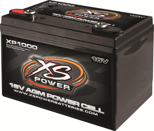 XS Power AGM Batteries XP1000