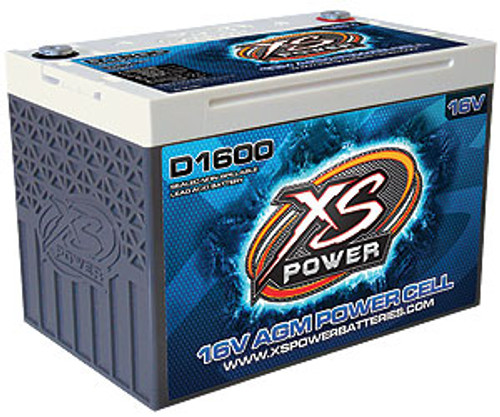 XS Power AGM Batteries D1600