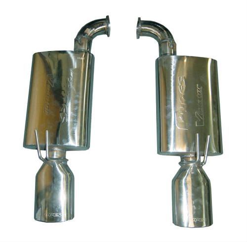 Pypes Axle Back Exhaust Systems SGG60VS