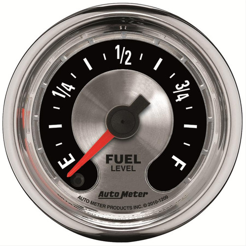 AutoMeter Auto Meter American Muscle Analog Gauges 1209