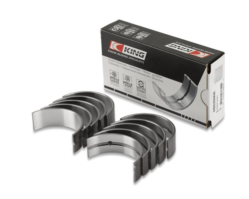 King Engine Bearings AM-Series Main Bearings MB545AM125