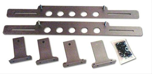 AFCO Racing Electric Fan Mounting Brackets 80197