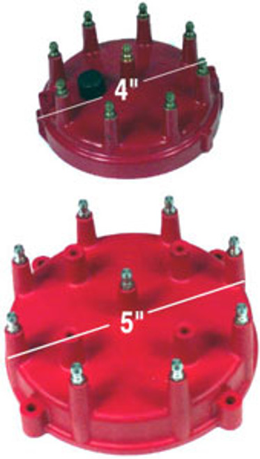 MSD Ignition Distributor Cap and Rotor Kits 7455