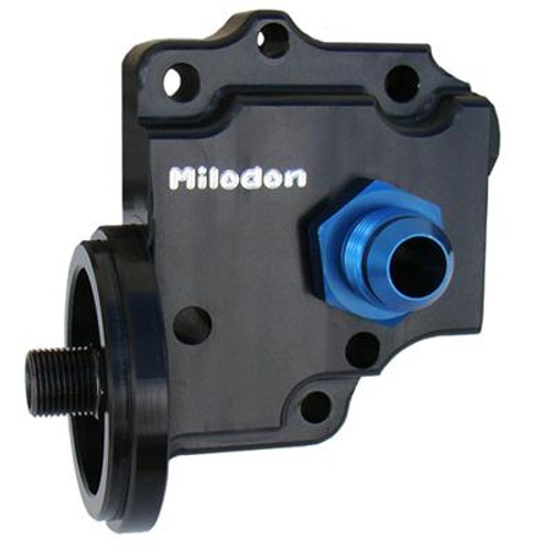 Milodon Billet Aluminum Oil Pump Covers 21215