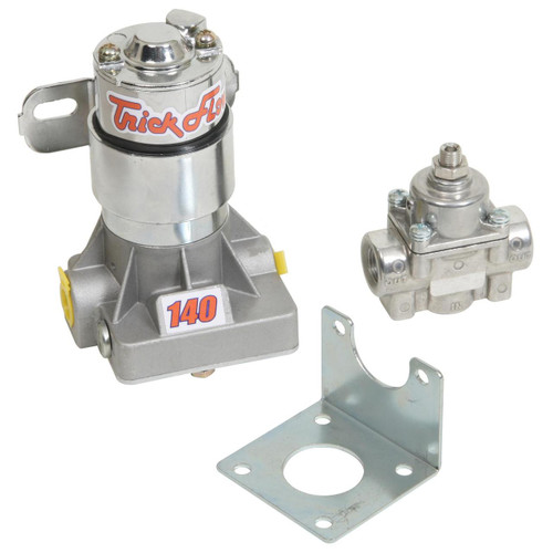 Trick Flow Specialties 140 GPH Electric Fuel Pump Combos TFS-25013 FREE