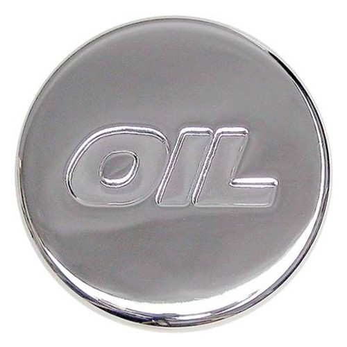 Trans-Dapt Performance Products Chrome Oil Caps 9787