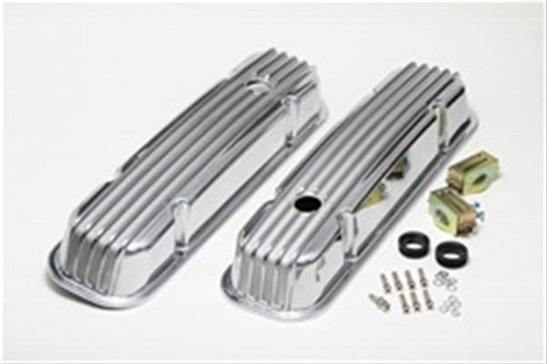 Trans-Dapt Performance Products Die-Cast Aluminum Valve Covers 6613